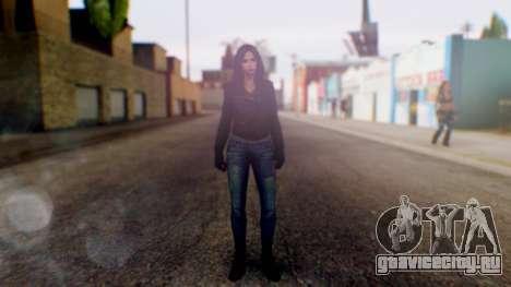Jessica Jones для GTA San Andreas второй скриншот