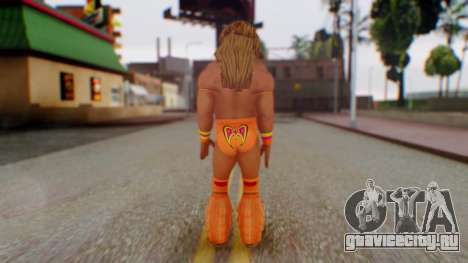 U Warrior для GTA San Andreas третий скриншот