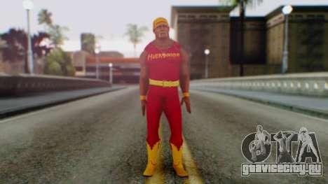 WWE Hulk Hogan для GTA San Andreas второй скриншот