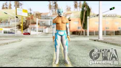WWE Sin Cara для GTA San Andreas второй скриншот