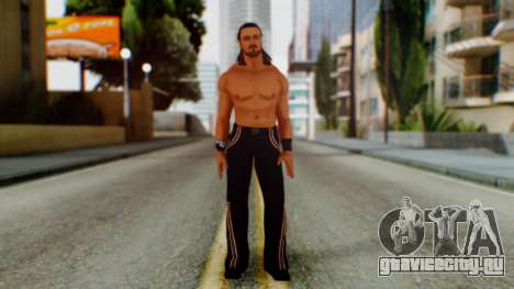 WWE Drew McIntyre для GTA San Andreas второй скриншот