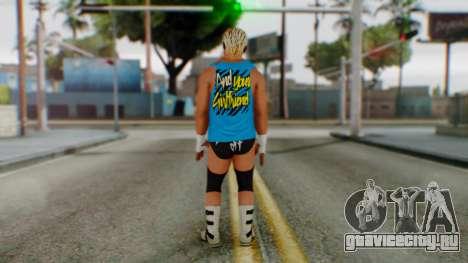 Dolph Ziggler 2 для GTA San Andreas третий скриншот