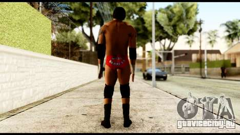 WWE Wade Barret для GTA San Andreas третий скриншот