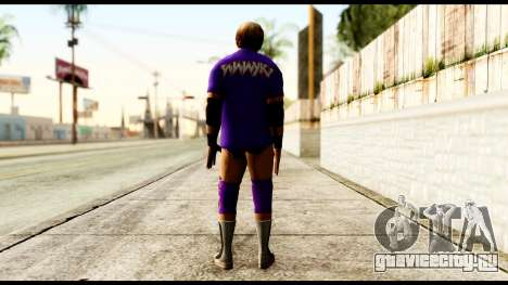 Zack Ryder 2 для GTA San Andreas третий скриншот