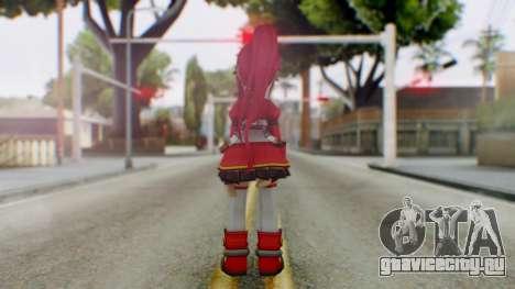 Elsword Online - Elises для GTA San Andreas третий скриншот