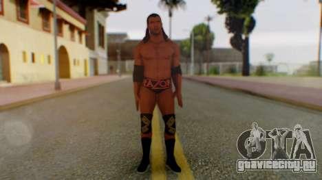Razor Ramon для GTA San Andreas второй скриншот