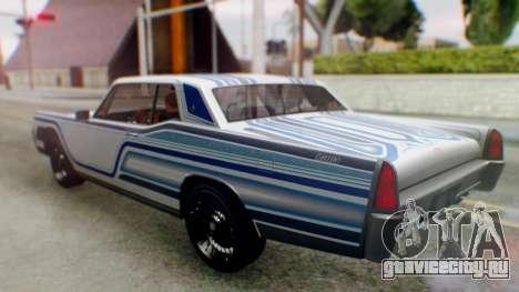 GTA 5 Vapid Chino Tunable IVF для GTA San Andreas двигатель