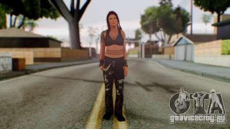 WWE Lita для GTA San Andreas второй скриншот