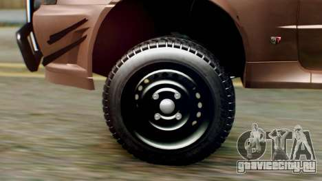 Nissan Skyline GT-R R34 RAID Spec для GTA San Andreas вид сзади слева
