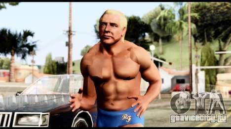 WWE Ric Flair для GTA San Andreas