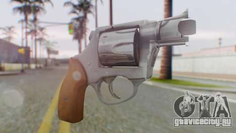 Charter Arms Undercover Revolver для GTA San Andreas