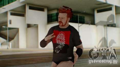 Sheamus 1 для GTA San Andreas