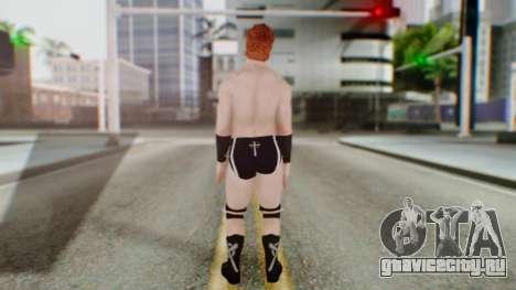 Sheamus 2 для GTA San Andreas третий скриншот