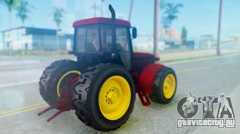 GTA 5 Stanley Fieldmaster для GTA San Andreas вид слева