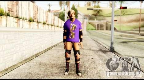 Zack Ryder 2 для GTA San Andreas второй скриншот
