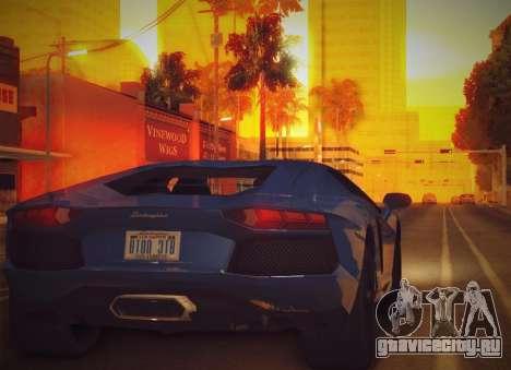 SA SuperPro ENB v1 для GTA San Andreas