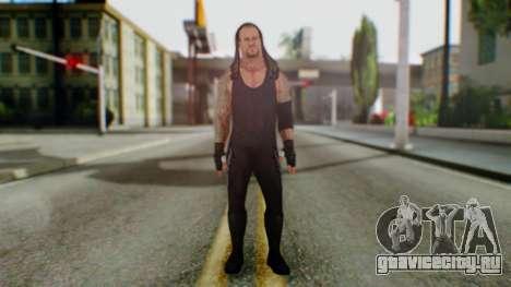 The Undertaker для GTA San Andreas второй скриншот