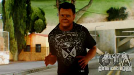 WWE Jerry Lawler для GTA San Andreas
