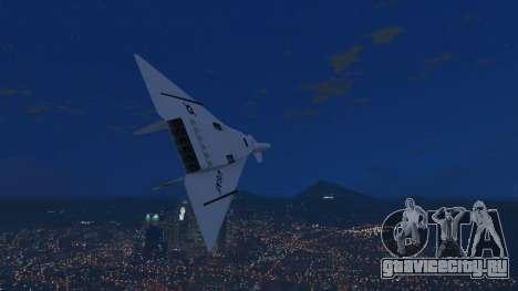 XB-70 Valkyrie для GTA 5 восьмой скриншот