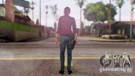 Jessica Jones Friend 1 для GTA San Andreas третий скриншот