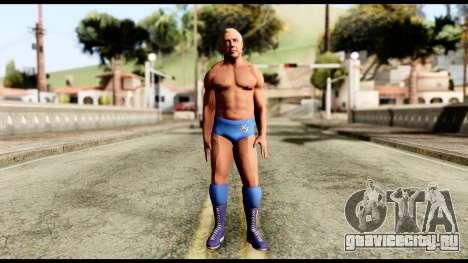WWE Ric Flair для GTA San Andreas второй скриншот