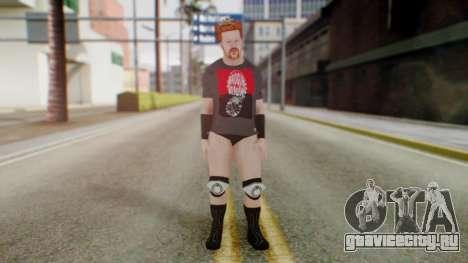 Sheamus 1 для GTA San Andreas второй скриншот