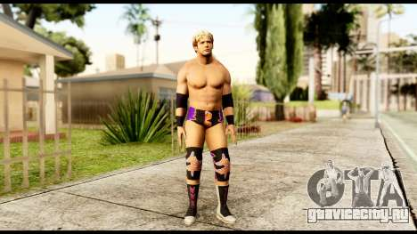 Zack Ryder 1 для GTA San Andreas второй скриншот