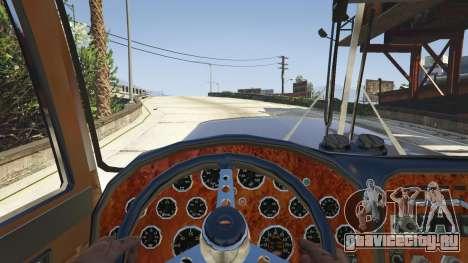 Peterbilt 289 для GTA 5