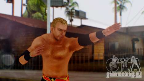 WWE Christian для GTA San Andreas