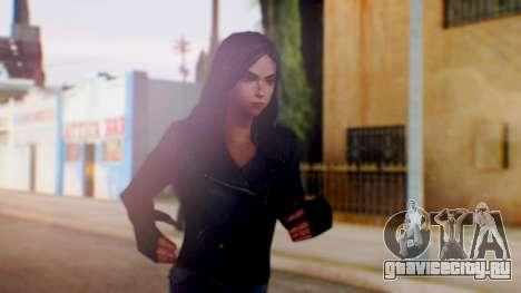 Jessica Jones для GTA San Andreas