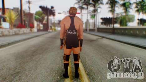 WWE Jack Swagger для GTA San Andreas третий скриншот