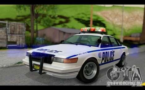 GTA 5 Curie IV White для GTA San Andreas