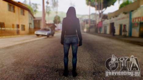 Jessica Jones для GTA San Andreas третий скриншот