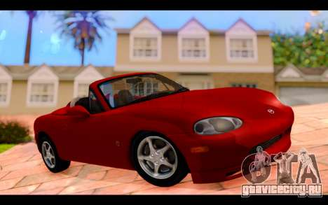Mazda MX-5 для GTA San Andreas