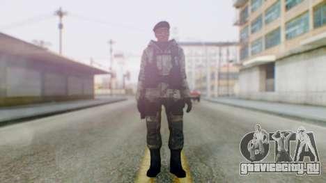 Counter Strike Online 2 Arctic для GTA San Andreas второй скриншот