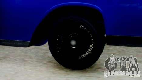 GTA 5 Vapid Chino Tunable IVF для GTA San Andreas вид справа