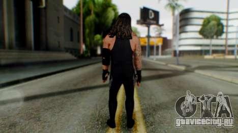 The Undertaker для GTA San Andreas третий скриншот
