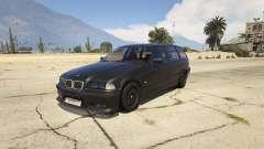 BMW M3 E36 Touring для GTA 5
