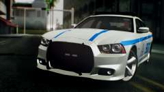 Dodge Charger SRT8 2015 Police Malaysia