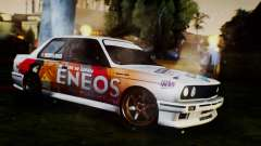 BMW M3 E30 Ramona Rusu для GTA San Andreas