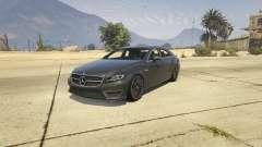 Mercedes-Benz CLS 63 AMG v.1.2
