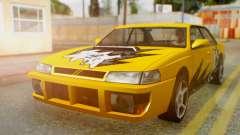 Sultan Винил из Need For Speed ProStreet для GTA San Andreas