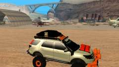 Ford Explorer 2013 Off Road для GTA San Andreas