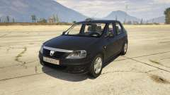2008 Dacia Logan v2.0 FINAL для GTA 5