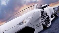Lamborghini Huracan 2013 Liberty Walk [SHARK] для GTA San Andreas