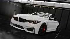 BMW M4 F82 2015 для GTA 4
