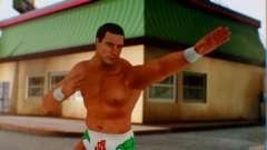 WWE Alberto для GTA San Andreas