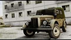 ГАЗ-69А IVF