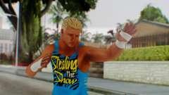 Dolph Ziggler 2 для GTA San Andreas