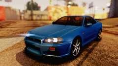 Nissan Skyline GT-R R34 V-spec 1999